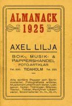 almanack1925